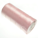 Satinband, Rosa, 40mm, Länge:125 HofHof, 5PCs/Menge, verkauft von Menge