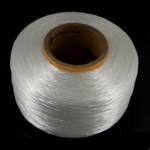 Elastisches Garn, Nylon, weiß, 0.8-1mm, Länge:ca. 4500 m, verkauft von PC