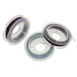 Stahldraht, Elektrophorese, gemischte Farben, 0.45mm, 10PCs/Tasche, verkauft von Tasche