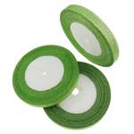 Funkeln Band, grün, 1cm, Länge:1250 HofHof, 50PCs/Menge, verkauft von Menge
