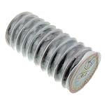 Kupferdraht, Kupfer, mit Kunststoffspule, schwarz, frei von Nickel, Blei & Kadmium, 1mm, Länge:2 m, 10PCs/Menge, verkauft von Menge