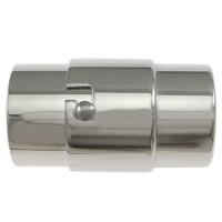 Edelstahl Magnetverschluss, Zylinder, Weitere Größen für Wahl, originale Farbe, verkauft von Menge