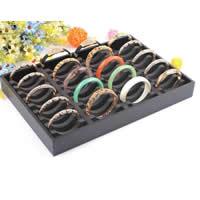 Karton Armbandständer, mit PE Schaumstoff, Rechteck, keine, 350x240x350mm,75x15mm, 3PCs/Menge, verkauft von Menge