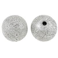 Sternenstaub Acrylpelen, Acryl, rund, Falten, keine, 20mm, Bohrung:ca. 2.5mm, ca. 120PCs/Tasche, verkauft von Tasche