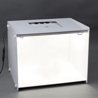 Foto Studio, Acryl, Rechteck, weiß, 303x244x238mm, verkauft von PC