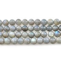 Labradorit Perlen, rund, natürlich, verschiedene Größen vorhanden, verkauft per ca. 15 ZollInch Strang