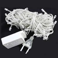 PVC Kunststoff LED-Weihnachtslicht, Weihnachtsschmuck, farbenfroh, 9000mm, 10SträngeStrang/Menge, 9m/Strang, verkauft von Menge