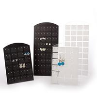 PVC Kunststoff Ohrringständer, verschiedene Größen vorhanden, keine, 5PCs/Menge, verkauft von Menge