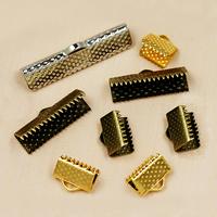 Eisen Bandklemmen, plattiert, verschiedene Größen vorhanden, keine, frei von Nickel, Blei & Kadmium, 1000PCs/Menge, verkauft von Menge