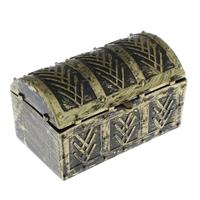 Kunststoff Halloween Pirat Schmuck-Box, Halloween Schmuck, 85x50x85mm, 2PCs/Menge, verkauft von Menge