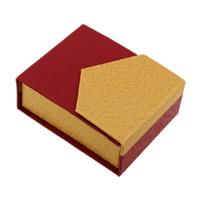 Karton hängender Kasten, mit Schwamm, Rechteck, 68x82x30mm, 36PCs/Menge, verkauft von Menge
