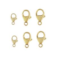 gold-gefüllt Karabinerverschluss, 14K gefüllt & verschiedene Größen vorhanden, frei von Nickel, Blei & Kadmium, verkauft von PC