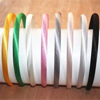 Polyester Haarband, mit Kunststoff, für Kinder, keine, 10mm, 10PCs/Menge, verkauft von Menge