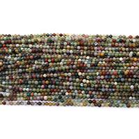 Natürliche Indian Achat Perlen, Indischer Achat, rund, verschiedene Größen vorhanden, Bohrung:ca. 0.5mm, Länge:ca. 16 ZollInch, verkauft von Menge