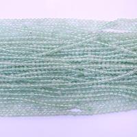 grüner Fluorit Perle, rund, natürlich, verschiedene Größen vorhanden, Bohrung:ca. 0.5mm, Länge:ca. 16 ZollInch, verkauft von Menge