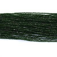 Grüne Goldstein Perlen, grüner Goldsandstein, rund, natürlich, verschiedene Größen vorhanden & facettierte, Länge:ca. 16 ZollInch, verkauft von Menge
