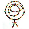 Buddhistischer Schmuck Halskette, Achat, mit Nylonschnur, natürlich, verschiedene Größen vorhanden, verkauft per ca. 26 ZollInch Strang