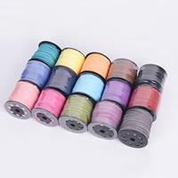 Wollschnur, doppelseitig, keine, 2.50x1.50mm, Länge:100 HofHof, verkauft von PC