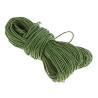 Wachsschnur, Gewachste Hanfschnur, grün, 1mm, 20m/Tasche, verkauft von Tasche