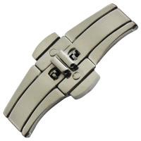 Uhrband Verschluss, Wolfram Stahl, verschiedene Größen vorhanden, originale Farbe, verkauft von PC