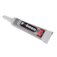 Super-Klebstoff, Gummi, mit Kunststoff, mit Brief Muster, 30x110x19mm, 15ml, verkauft von PC