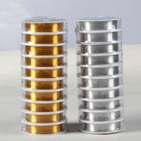 Messing Draht, Messingdraht, mit Kunststoffspule, plattiert, verschiedene Größen vorhanden, keine, frei von Blei & Kadmium, verkauft von Tasche