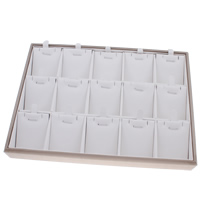 Multifunktionale Schmuck-Box, Karton, Rechteck, 250x180x32mm, verkauft von PC