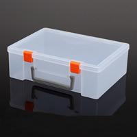 Ablagekasten, Polypropylen, Rechteck, 245x175x80mm, 24PCs/Menge, verkauft von Menge