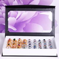 Karton Ringkasten, mit Schaum-Papier & Kraftpapier, frei von Nickel, Blei & Kadmium, 275x145x40mm, verkauft von PC