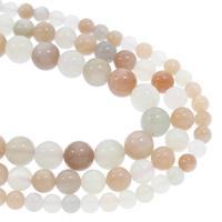 Opal Perlen, rund, natürlich, verschiedene Größen vorhanden, gemischte Farben, Grad AAA, verkauft per ca. 15.5 ZollInch Strang