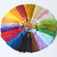 Dekorative Quaste, Polyester, keine, 125mm, verkauft von PC