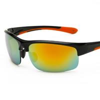 Art- und WeiseSonnenbrillen , PC Kunststoff, mit PC Kunststofflinse & Silikon, unisex, keine, 130x41x145mm, verkauft von PC