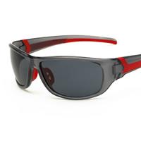 Art- und WeiseSonnenbrillen , PC Kunststoff, mit PC Kunststofflinse & Silikon, unisex, keine, 130x39x137mm, verkauft von PC