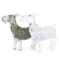 Kunststoff Ziegelstein-Spielzeug, Schaf, keine, 115x100mm, verkauft von PC