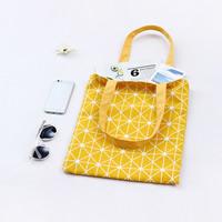 Einkaufstasche, Segeltuch, Rechteck, verschiedene Stile für Wahl, 330x370mm, verkauft von PC