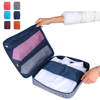 Reisetaschen, Polyester, mit Brief Muster, keine, 36x26x5cm, verkauft von PC