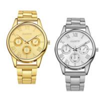 GAIETY® Unisex Schmuck Uhren, Zinklegierung, mit Glas, plattiert, keine, 40mm, Länge:ca. 9.4 ZollInch, verkauft von PC