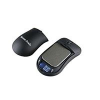 Digitale Taschenwaage , Edelstahl, mit Kunststoff, verschiedene Größen vorhanden, 105x37x60mm, verkauft von PC