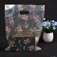 Mode Geschenkbeutel, Kunststoff, Rechteck, verschiedene Größen vorhanden, keine, 10PCs/Menge, verkauft von Menge