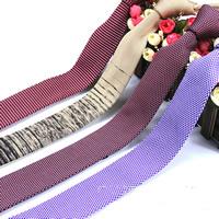 Krawatten, Polyester, stricken, verschiedene Muster für Wahl & für den Menschen, 145x6cm, verkauft von PC