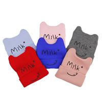 Kinderhüte, Wolle, elastisch & für Kinder & mit Brief Muster, keine, 400-550mm, verkauft von PC