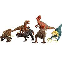Kunststoff Simulation Tier Spielzeug, 230x140x74mm, 6BoxenFeld/Menge, verkauft von Menge