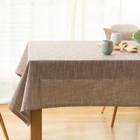 Tischdecke, Leinen- Baumwolle, verschiedene Größen vorhanden, keine, verkauft von PC
