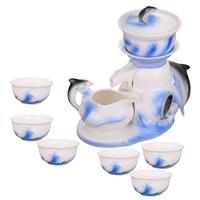 Porzellan, Teetasse, Dolphin, 66x30mm, 125x80mm, 90x67mm, 175x125mm, verkauft von setzen