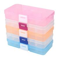 Ablagekasten, Kunststoff, abnehmbare & verschiedene Stile für Wahl, 5PCs/setzen, verkauft von setzen