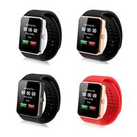 TROZUM® Smart Watch , Silikon, mit Glas & Edelstahl, monatóireacht a dhéanamh ar codlata & pedometer 3D & unisex & Touch-screen, keine, 40x40x11.80mm, Länge:ca. 8.6 ZollInch, verkauft von PC