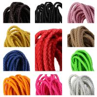 Lederband, PU Leder, keine, 6mm, 5m/Tasche, verkauft von Tasche