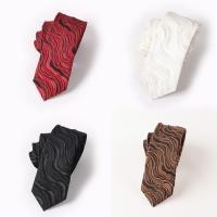 Krawatten, Polyester, Pfeilspitze, Kunstdruck, für den Menschen, keine, 65x1450mm, verkauft von Strang