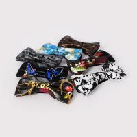 Krawatte, PO Leder, Kunstdruck, verschiedene Muster für Wahl & für den Menschen, 60x120mm, verkauft von PC