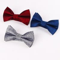 Krawatte, Baumwolle, Jacquard, für den Menschen, keine, 65x120mm, verkauft von PC